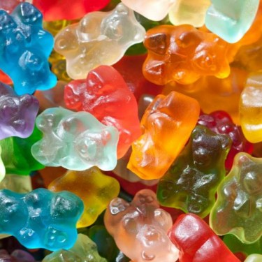Candy Food and drinks Gummy Bears