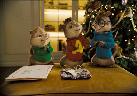 Alvin and the chipmunks graphics