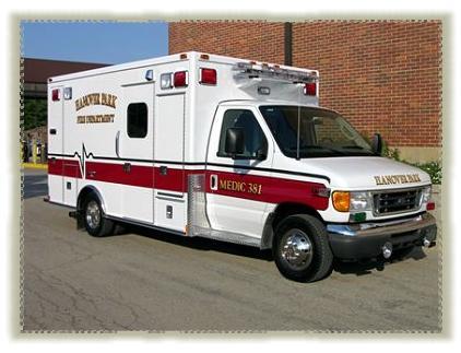 Ambulance graphics