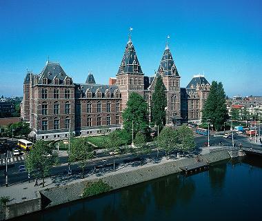 Amsterdam graphics