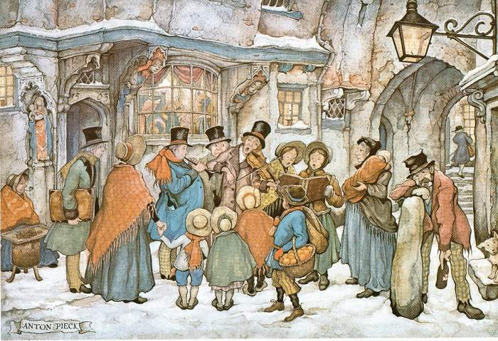 Graphics Anton pieck