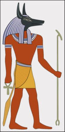 Anubis graphics