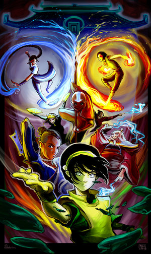 Avatar graphics
