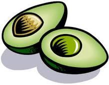 Avocado graphics