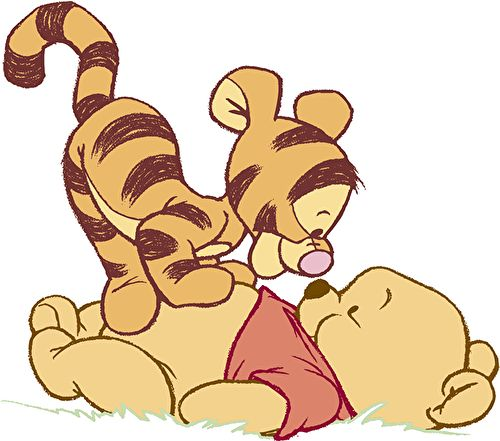 Baby pooh Graphic Animated Gif - Graphics baby pooh 065637