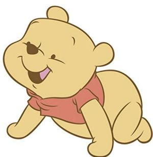 Baby pooh Graphics and Animated Gifs | PicGifs.com
