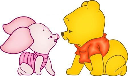 Baby pooh Graphic Animated Gif - Graphics baby pooh 338882