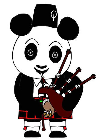 Bagpipe graphics