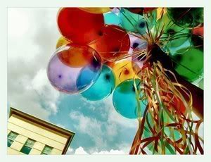 Balloons graphics