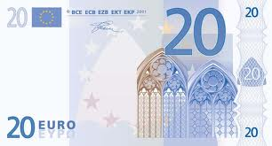 Banknotes graphics