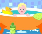 Bathing graphics