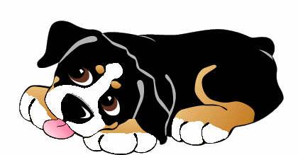 Clipart Service Dog Mountain Dog Clipart