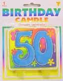 Birthday 50 years woman graphics