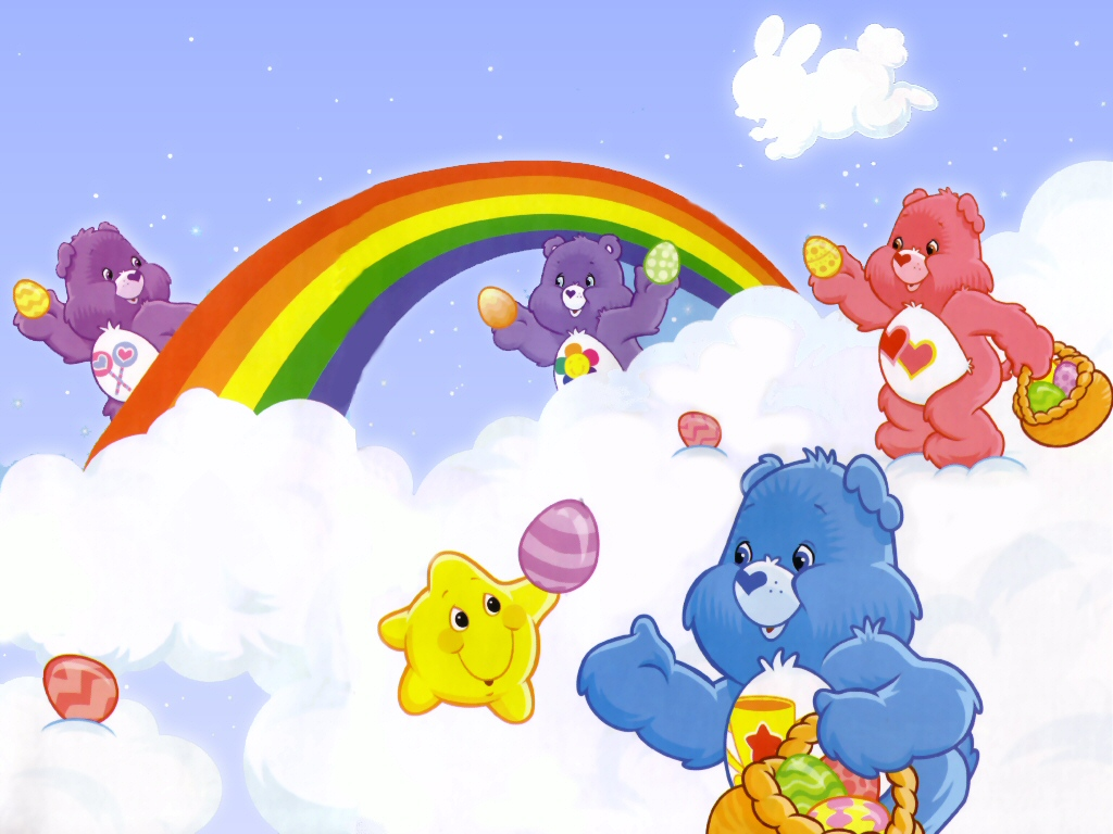 Graphics care bears graphics