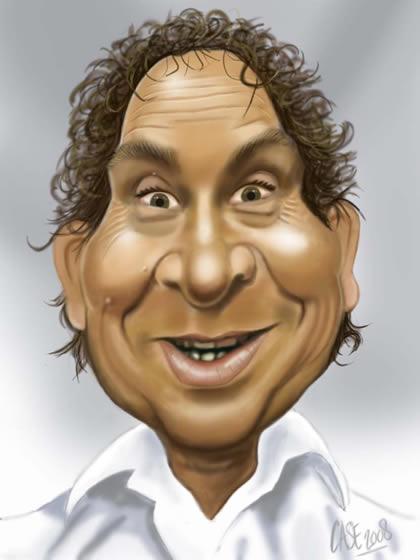 Caricatures graphics