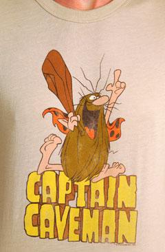Caveman graphics