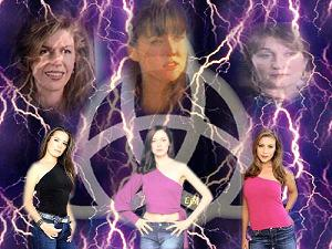 Charmed graphics