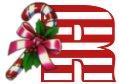 Christmas alphabet graphics