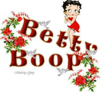 Christmas betty boop graphics
