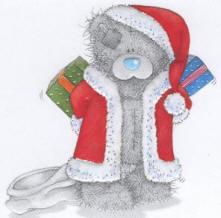 Christmas me to you graphics