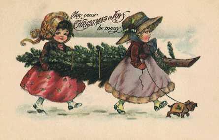 Christmas nostalgia graphics