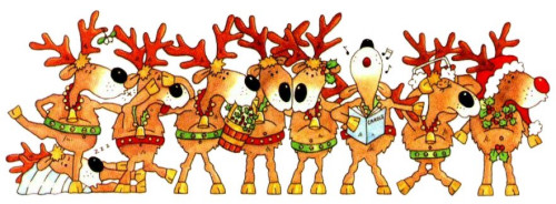 Christmas Reindeer Graphics Animated Gifs Picgifs Reinder