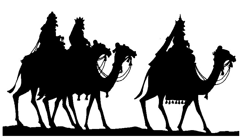 Christmas three kings graphics