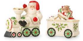 Christmas train graphics