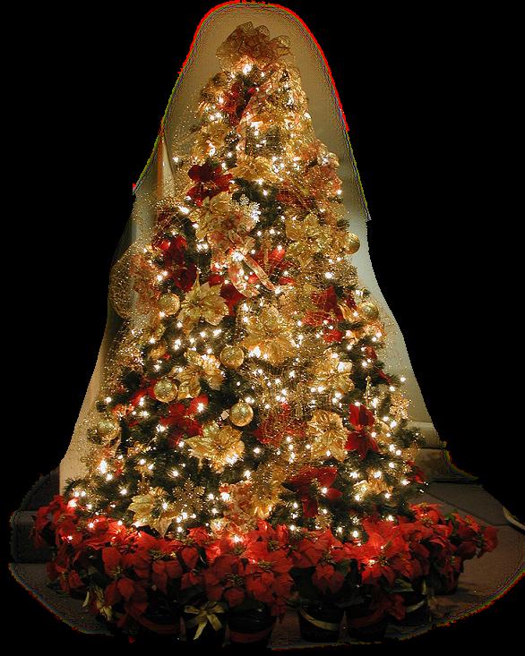 Christmas trees graphics