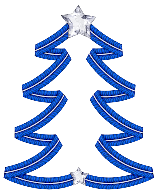 Christmas trees graphics
