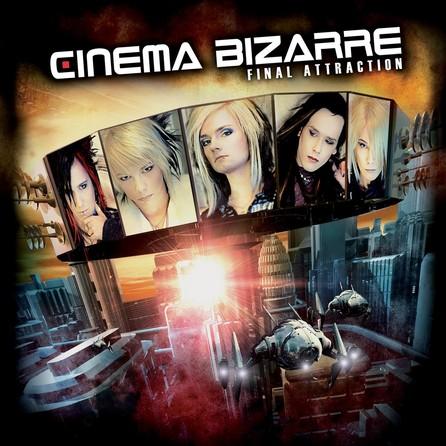 Cinema bizarre graphics