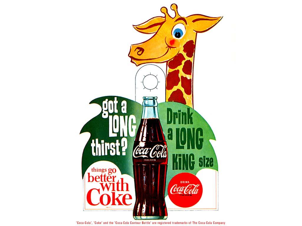 Coca cola graphics