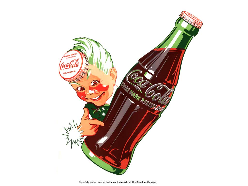 Coca cola graphics