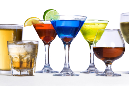 Cocktails graphics