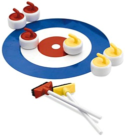 Curling graphics