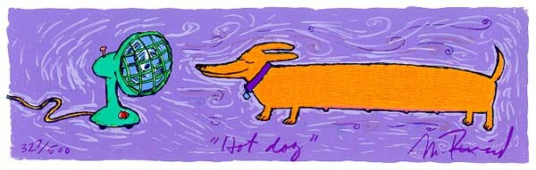 Dachshund graphics