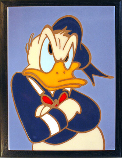 Donald duck graphics