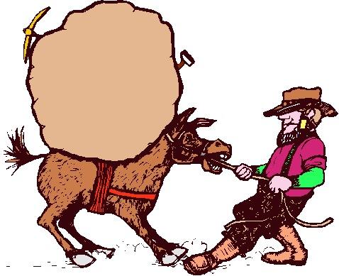 Donkey graphics
