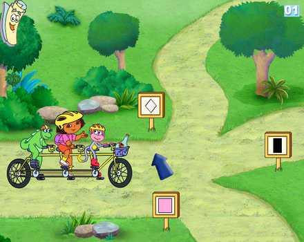 Dora the explorer graphics