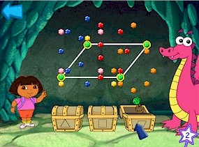Dora the explorer graphics
