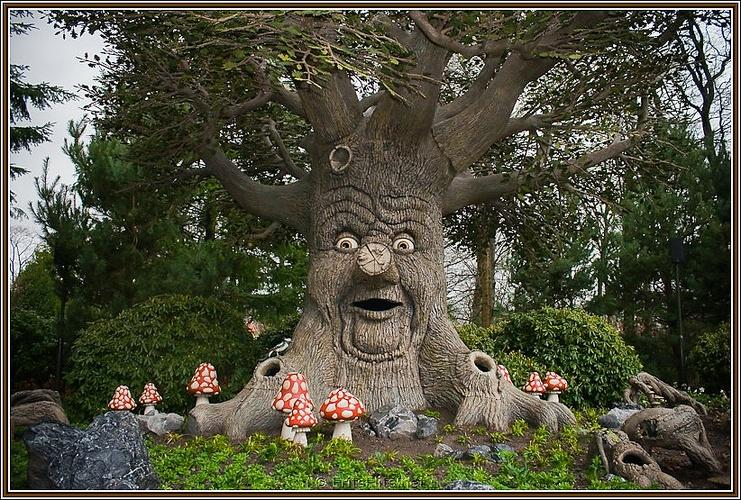 Fairy tree graphics
