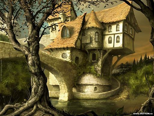 Fantasy graphics