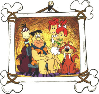 Flintstones graphics