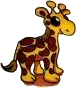 Giraffe graphics