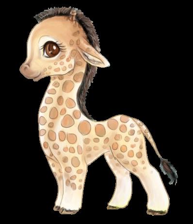 Giraffe graphics