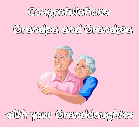 Granddaughter graphics