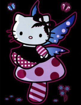 Hello kitty emo graphics