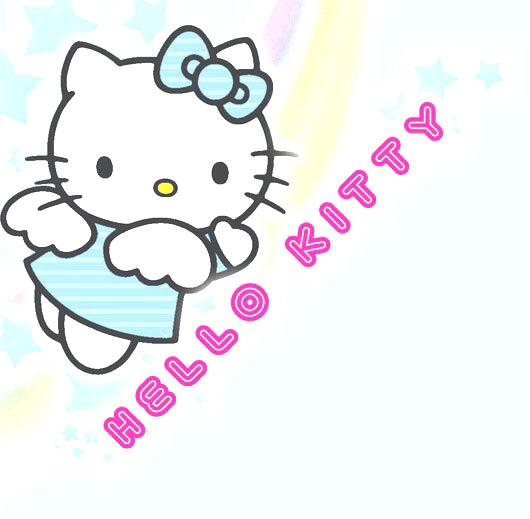 Hello kitty graphics