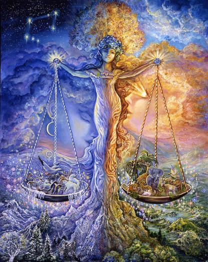 Horoscope graphics