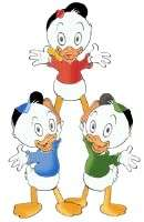 Huey dewey and louie Graphics